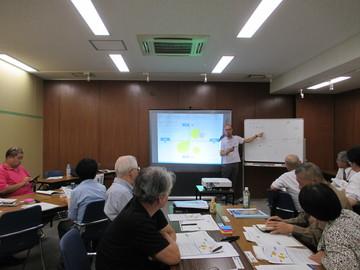 「日本財団助成事業説明会・研修会」(第2期)を行いました。